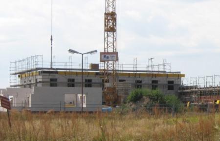 Neubau Bundeswehr THF