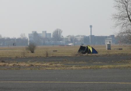 Camping Tempelhofer Feld