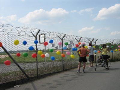 Luftballons Ideensammlung THF