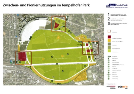 Pioniernutzungen Tempelhofer Park