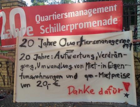 20 Jahre QM Protest