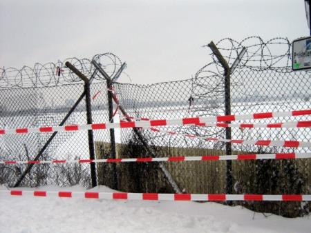 Zaun kaputt
